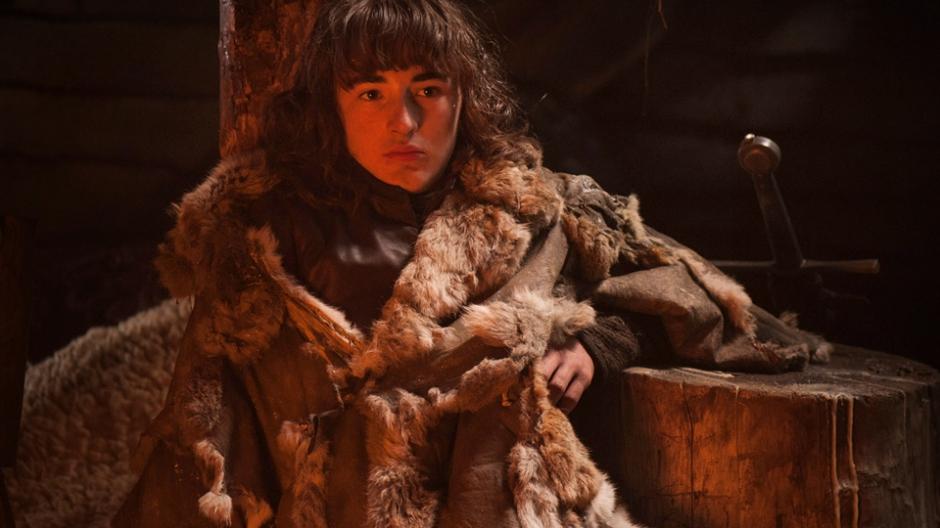 """I'm Brandon Stark of Winterfell!"" (Credit: HBO)"