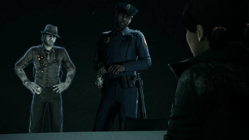 Good Cop, Ghost Cop