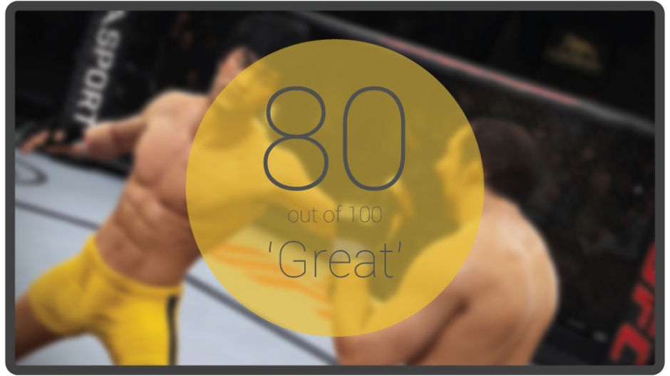 UFC2014Score