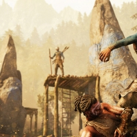 'Far Cry Primal' Gets Me Rock Hard