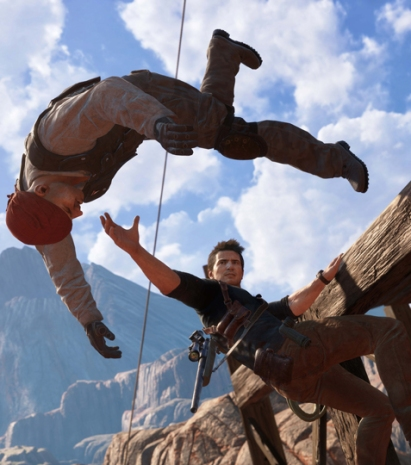 Image via Naughty Dog / Sony Computer Entertainment